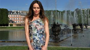 Vanessa Paradis Wants to Be Right Where She Is