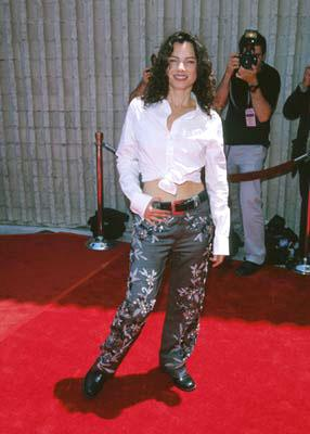 Premiere: Fran Drescher at the Westwood premiere of 20th Century Fox's Star Wars: Episode I - The Phantom Menace - 5/16/1999