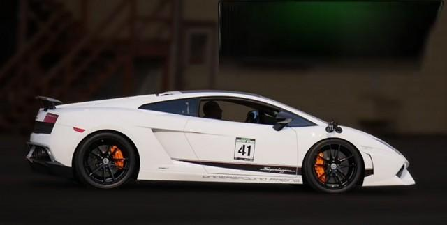 Twin-Turbo Gallardo Hits 234.86 MPH Over Half Mile, Sets New Record: Video
