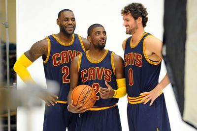 Cleveland Cavaliers 2015 roster: Loaded Cavaliers the favorite to come out of East