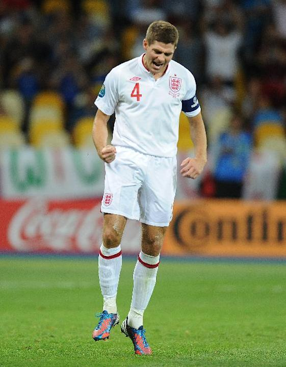 Steven Gerrard insists England can win the 2014 World Cup