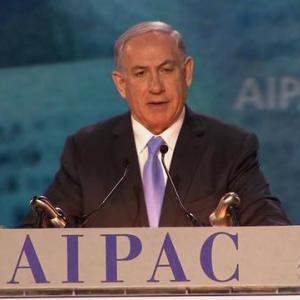 Netanyahu strikes conciliatory tone ahead of speech to Congress