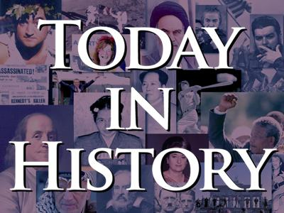 Today in History for August 26th