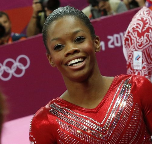 Team USA women&#39;s gymnast Gabrielle Douglas -- Getty Images