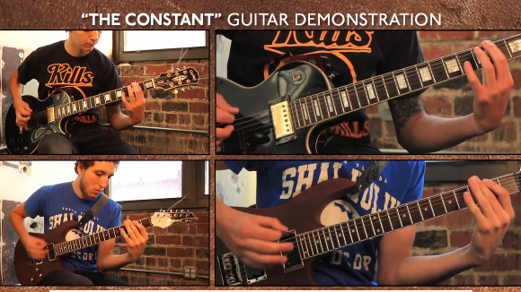 """The Constant"" Guitar Demonstration"