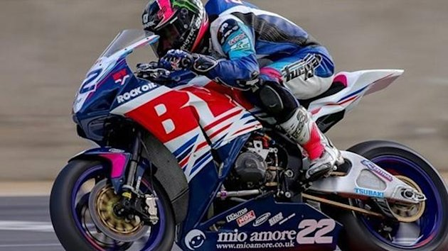 Alex Lowes at Silverstone (BSB)