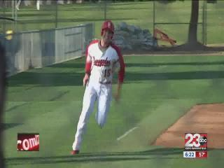 BC puts a whoopin' on Canyons in baseball
