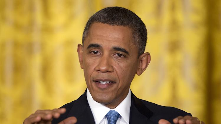 Obama: Debt limit fight imperils elderly's checks