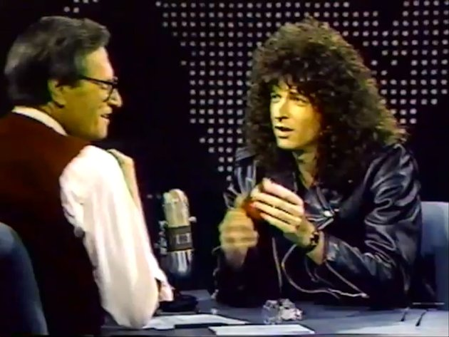 Howard Stern Through the &nbsp;&hellip;