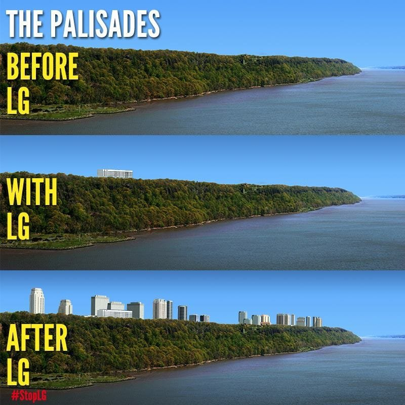 protect the palisades