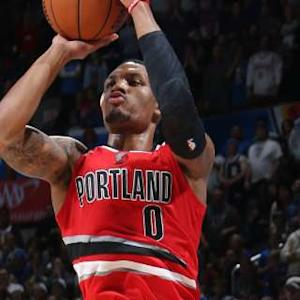 Nightly Notable - Damian Lillard