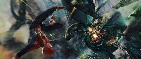E3 - The Amazing Spider-Man donne le vertige en vidéo