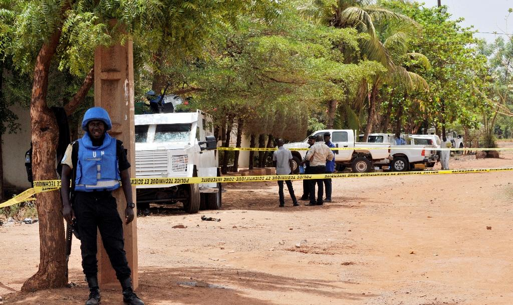 UN troops attacked in Mali as French kill key jihadists