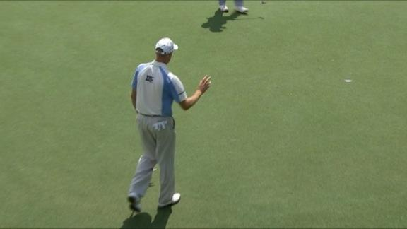Furyk birdies No. 10 in Round 2 of The Greenbrier