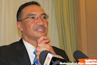 Terrorists in our midst, admits Hishammuddin