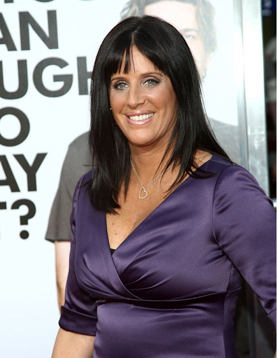 "Patti Stanger arrives at the Los Angeles premiere of ""I Love You, Man"" at the Mann's Village Theater on March 17, 2009 in Los Angeles, California."