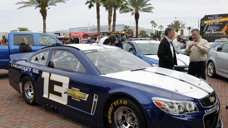 NASCAR's redesigned race cars receive rave reviews