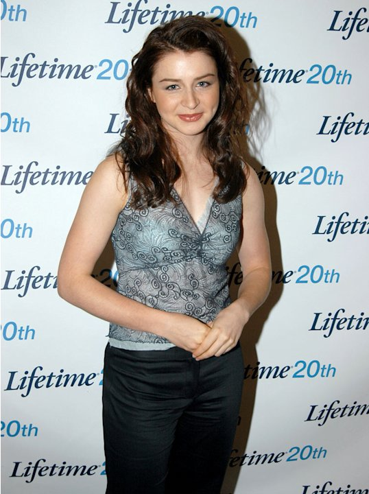 "Caterina Scorsone at the Lifetime Television ""Upfront"" Celebrating the 2004-2005 Season at the Grand Hyatt Hotel in New York City, New York on April 15, 2004."