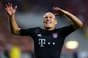 Robben: Bayern Munich is hungry for success