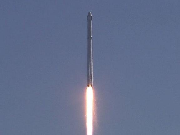 Of Mice and Synthetic Muscle: Big Science On SpaceX Dragon Spaceship
