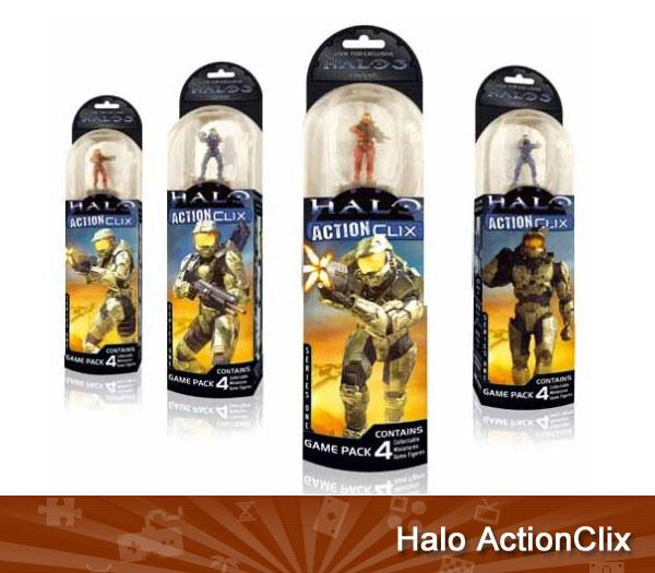 Halo ActionClix