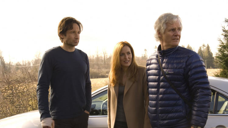 David Duchovny Gillian Anderson Chris C. Carter Director The X-Files: I Want to Believe Production 20th Century Fox 2008