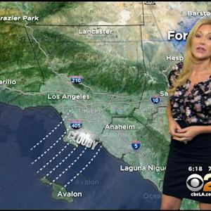 Jackie Johnson's Weather Forecast (Aug. 19)