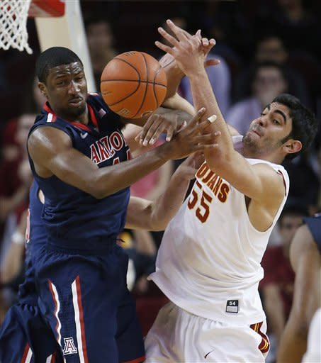 Wise scores 22 as USC beats No. 11 Arizona 89-78