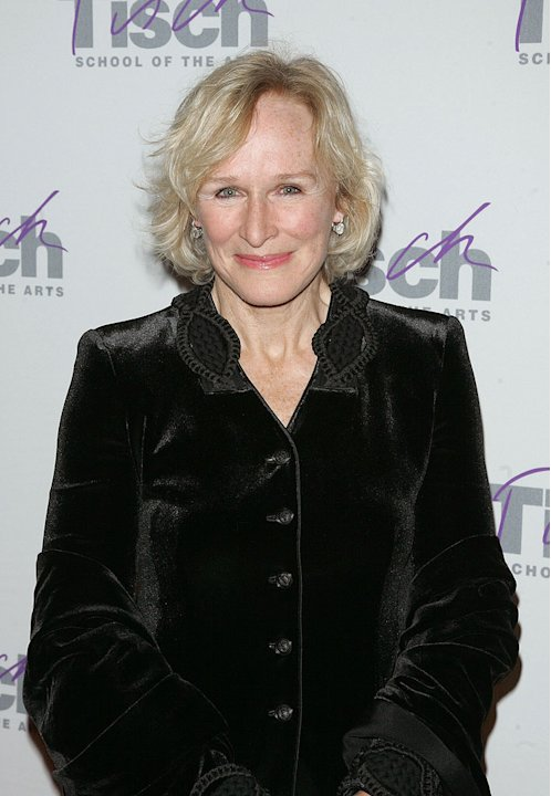 Glenn Close attends the This is Tisch! Gala to benefit the Tisch School of the Arts at Frederick P. Rose Hall, Jazz at Lincoln Center on November 2, 2009 in New York City. 