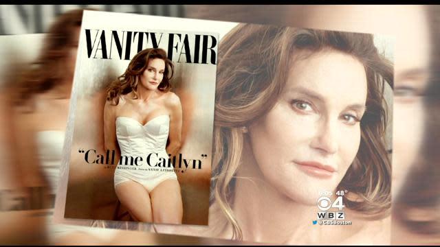 Caitlyn Jenner Reveals New Look In Vanity Fair