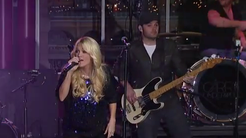 Last Name (Live on Letterman)