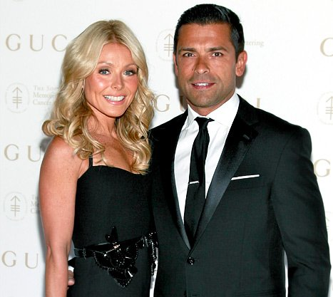 Kelly Ripa Opens Up About Husband Mark Consuelos&#39; Stripper Past