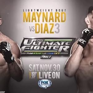 TUF 18 Finale: Maynard vs Diaz Preview