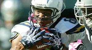 Chargers place Floyd, Wells, Mathews on I.R