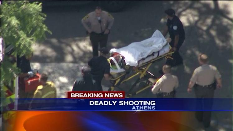 Deputies Shoot, Kill Motorist Who Allegedly Hit Officer With Vehicle