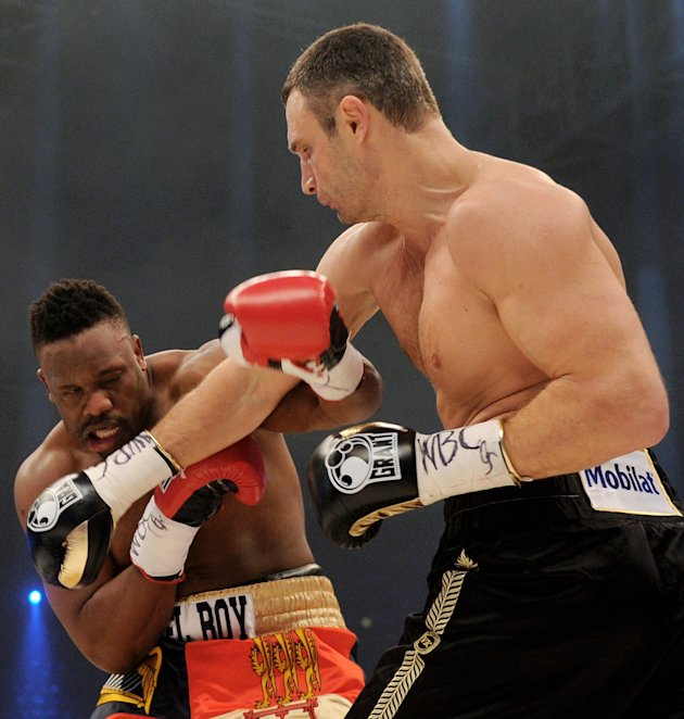 BOXING-WBC-KLITSCHKO-CHISORA-CST001
