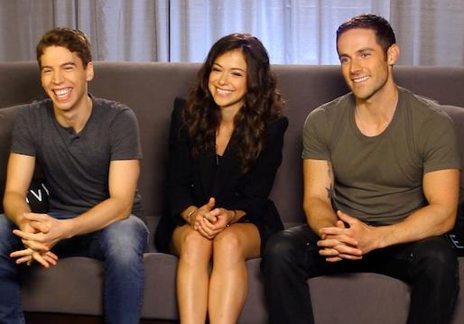 Orphan Black Cast Talks Tatiana Maslany Emmy Snub, New Clones, Felix/Paul Sexual Tension