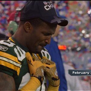 Homeless to Super Bowl Champion: Green Bay Packers wide receiver James Jones