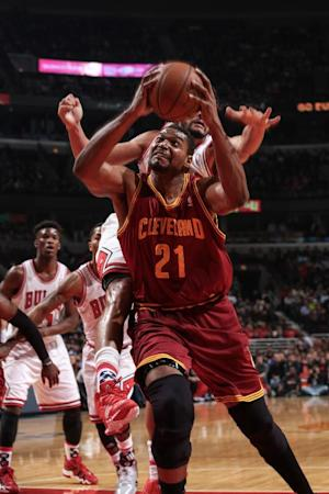 Cavs' Bynum excused to attend to family matter