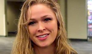 Ronda Rousey: I'll Retire When I Feel Like My Mark Has Been Made and I'm Ready to Make Babies