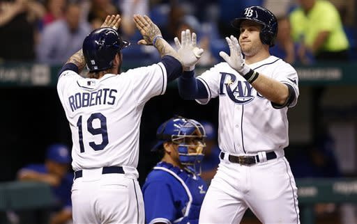 Arencibia's 9th-inning HR lifts Toronto over Rays