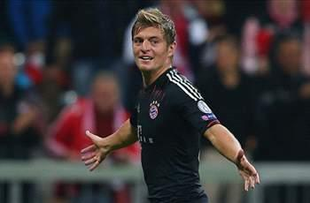 Kroos: Bayern targets Champions League glory