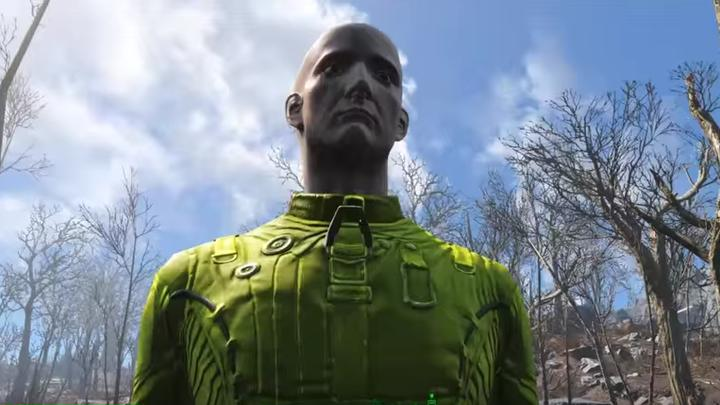 One-Punch Man comes to Fallout 4, beats everything with, well, one punch