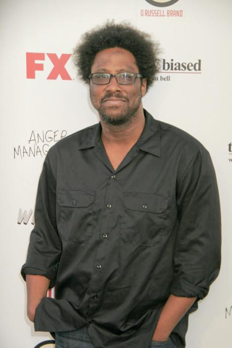 'Totally Biased' with W. Kamau Bell on FX! Are you watching?