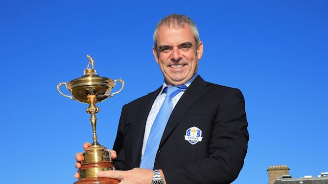 Ryder Cup Press Day