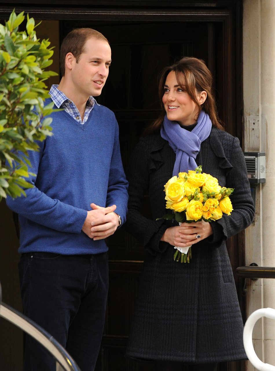Prince William 31st Birthday