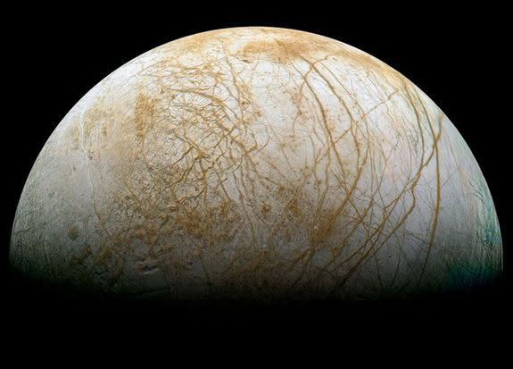 Incredible Technology: How to Explore Jupiter's Moon Europa