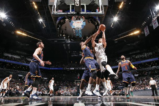 Nets snap Cavaliers' 4-game win streak with 106-98 victory