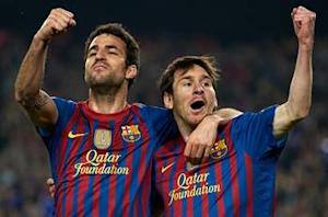 Fabregas: No end to what Barcelona can do
