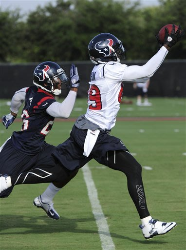 Texans secondary looks for more in 2012